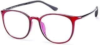 Cyxus Blue Light Glasses for UV Blocking Reduce Eyestrain Headache (Ultem Lightweight flexible) Computer Gaming Glasses for Girl Boy