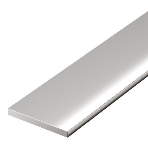 GAH-Alberts 485337 Flachstange - Edelstahl, 1000 x 15 x 2 mm