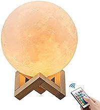 18cm LED maanlamp met afstandsbediening, OxyLED 02 18 cm.