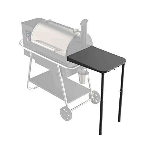 Stanbroil Grill Work Table Replacement for Traeger/Pit Boss/Camp Chef and Most Other Wood Pellet Grills Without Side Work Table
