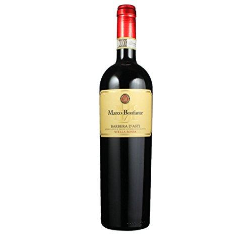 Marco Bonfante S.r.l. 2017 Barbera d´Asti STELLA ROSSA Superiore DOCG 0.75 Liter