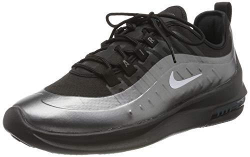Nike Air MAX Axis Premium, Zapatillas Hombre, Negro/Blanco Metálico Gris Oscuro Láser...