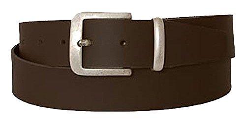 Ceinture homme leather brown /100cm 40