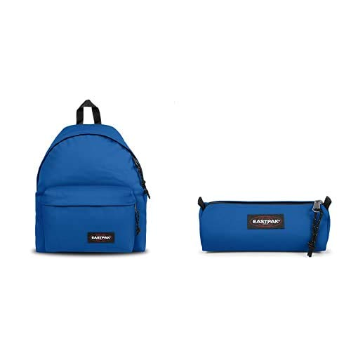 Eastpak Padded Pak'r Backpack with Benchmark Single Pencil Case
