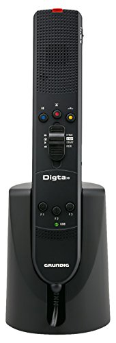 Grundig PFU8200 USB-Diktiermikrofon Digta SonicMic II Classic