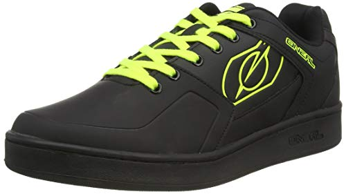 O'NEAL Pinned Flat Pedal Shoe neon Yellow 42