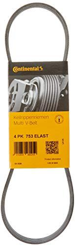 CONTITECH 4PK753 ELAST Keilrippenriemen