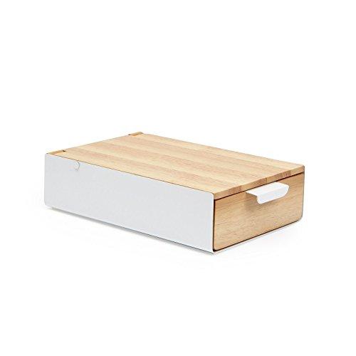 REFLEXION Jewelry Box made of Wood, white