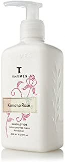 Thymes Kimono Rose Hand Lotion by Thymes