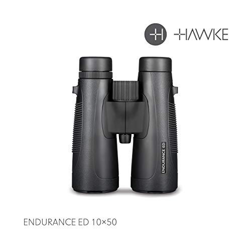 Hawke Endurance ED 10x50 Fernglas, schwarz, M