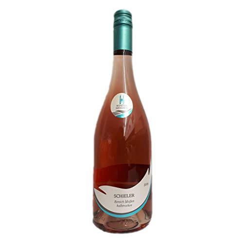 Schieler, Qualitätswein, halbtrocken, 2019, Bereich Meißen, Winzer Meissen