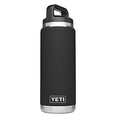 YETI Bottle Rambler 26Oz Black, 1 Each