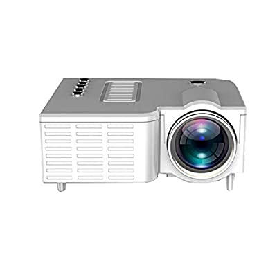 Mini Projector,1080P Full HD Supported Portable...