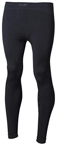 Thermo-Sport-Funktions- Unterhose, lang, schwarz Größe: XXL