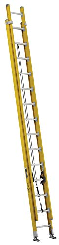 Louisville Ladder FE4228HD Extension Ladder, 28-Feet