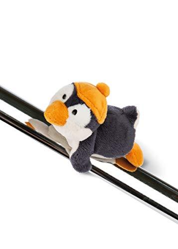 NICI 45724 MagNICI Pinguin Peppi 12cm, süßes Plüschtier mit Magnet