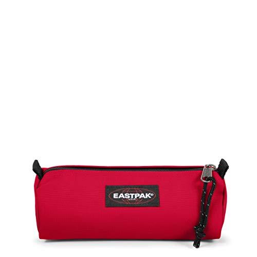 Eastpak Benchmark Single Astuccio, 21 Cm, Rosso (Sailor Red)