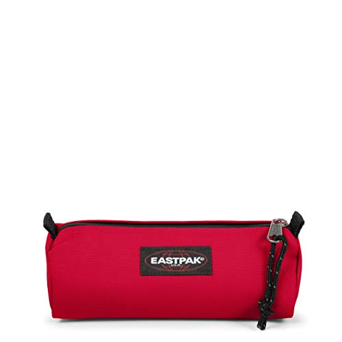 Eastpak Benchmark Single Astuccio, 21 cm, Rosso (Sailor Red)