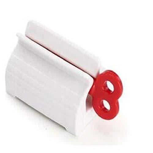 Lazy tubo de crema dental exprimidor de la prensa de pasta de dientes del dispositivo multifunción de Dispenser Facial Limpiadora clips Exprimidor Manual Fácil de usar (Color : C)
