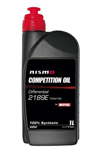 Motul NISMO Competition Gear Oil 2189E 75W140 for GT-R