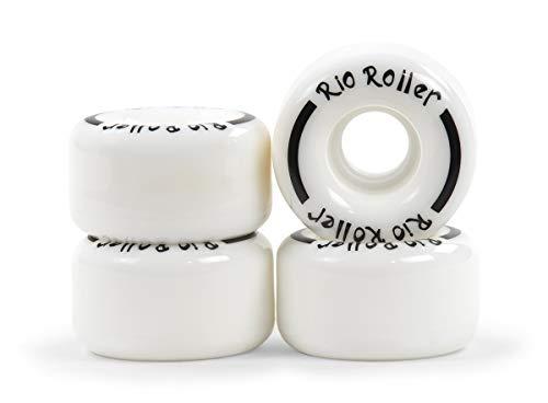 Rio Roller Coaster Räder, Unisex, Erwachsene S weiß