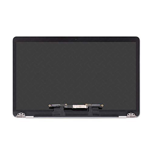 FTDLCD Pantalla LCD de 13,3 pulgadas para Apple MacBook Pro Retina 13 A1989 EMC 3214 3358 A2159 EMC 3301 A2251 EMC 3348 A2289 EMC 3456 (plateada)