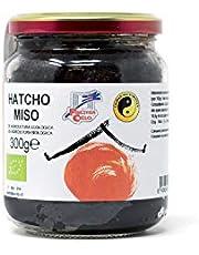 Hatcho miso BIO - La Finestra Sul Cielo - caja de 4 uds de 300 gr. (Total: 1200 gr.)