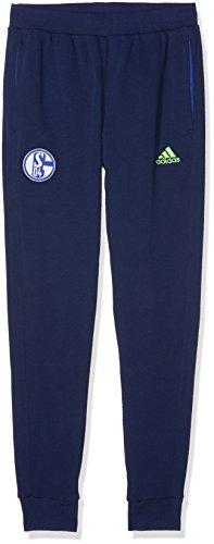 adidas Kinder Schalke 04 Hose, Dark Blue/Bold Blue, 176