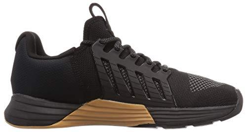 Inov-8 Men's F-Lite G 300 Crossfit Gym Training Graphene Shoes, Black/Gum, 7