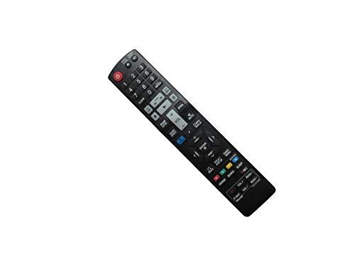 Controle remoto de substituição HCDZ para LG BH6420P HB806PH HX995TZW 3D Blu-ray DVD Home Theater System
