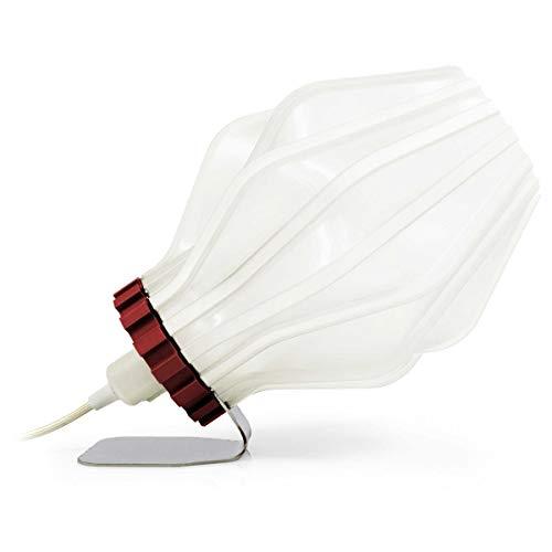 Microstudiolamp Uii: tafellamp/Abat-Jour component, Italiaans design