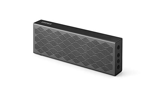 Caixa De Som Portátil Bluetooth MP120 EDIFIER 8W RMS - Silver Gray