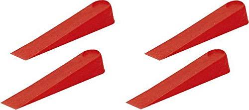 Hufa Kunststoff Fliesenkeile rot 200 St/ück