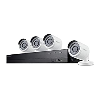 SDH-B73043 - Samsung Wisenet 4 Channel Full HD Video All-In-One Security System with 4 Bullet Cameras. (B01N80KIQS) | Amazon price tracker / tracking, Amazon price history charts, Amazon price watches, Amazon price drop alerts