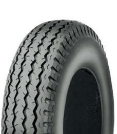 Reifen inkl. Schlauch 4.80/4.00-8 70M (6PR) ST-81 für Anhänger