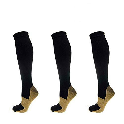 static Anti Mens Athletic Socks Pack-5 Anti odor Fit Sport Basics Crew Socks