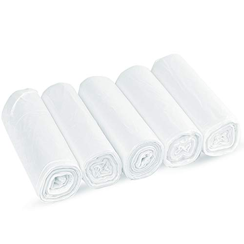 7-10 Gallon Light Duty Wastebasket Trash Bags (250, 10 Gallon (Fits 7 Gallon and Smaller Cans))