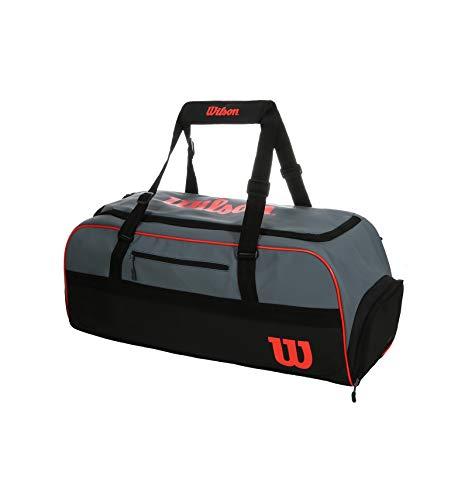 Wilson Sporting Goods Tennis Bag, Gray, OSFA