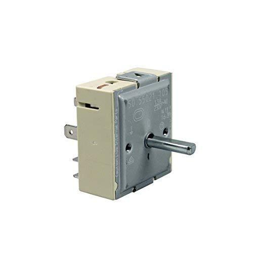 Miele 6742920 - Accesorio para horno (botones, interruptor, placa de cocina, regulador)