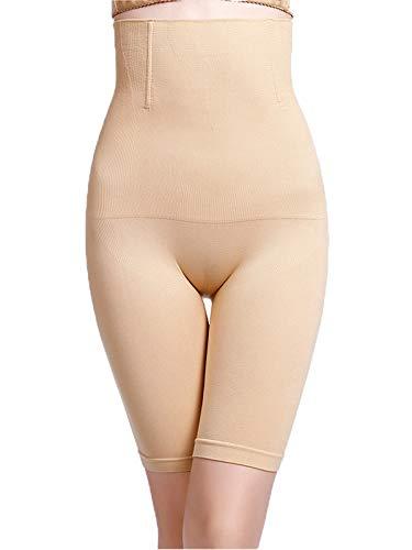 GARYOB Shapewear Damen Miederhosen Bauch Weg Figurformender Taillenformer Miederslip Miederpants Body Shaper