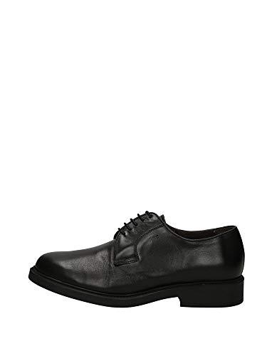 Trotters 1906 Zapatos de Cordones Hombre Negro 43