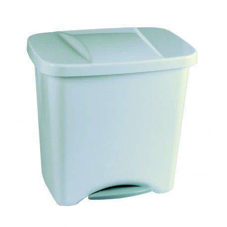 PLASTICOS HELGUEFER - Cubo Pedal Ecologico 50 litros, Color