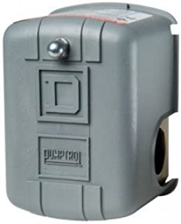 SQUARE D 30-50 FSG2 (9013FSG2J21) Water Well Submersible Pump Pressure Switch
