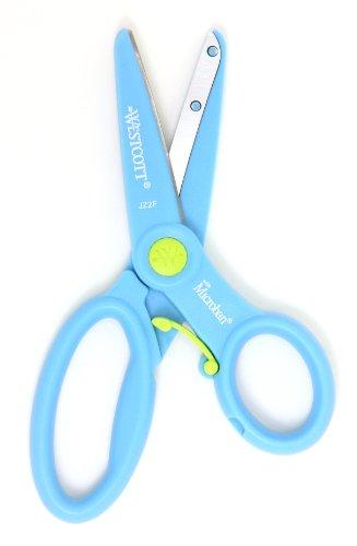 Westcott Preschool Training Scissors, Assorted Colors