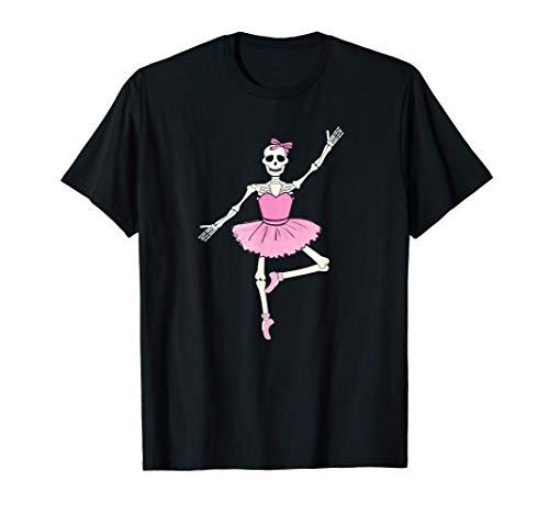 Disfraces de bailarina de Halloween para niñas y mujeres Camiseta