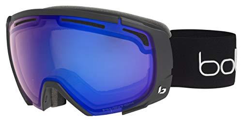 Bollé Supreme OTG - Gafas de sol (talla mediana), color negro