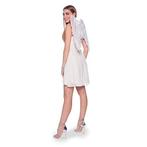 Folat 62092 Federflügel Weiß womens One Size