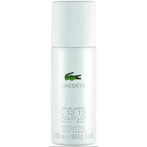Lacoste Eau de Lacoste L.12.12. Blanc Deodorant Spray 150 ml