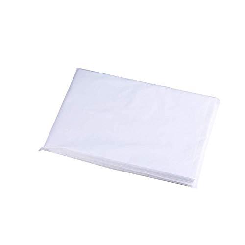 Backpapier, Spezialpapier Für Grillplatte, Rechteckiges Gegrilltes Fischpapier, Silikonölpapier, Ölabsorptionspapier Brotmattenpapier 40x60cm 500 Stück