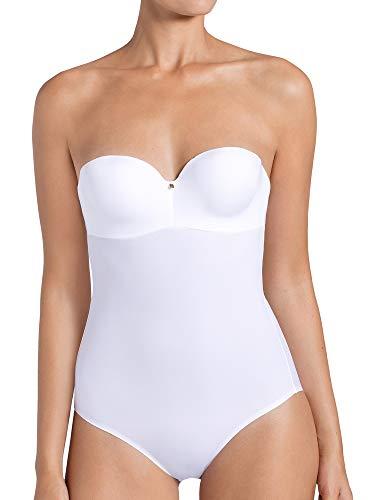 Triumph Body Make-Up Essent BSWPM Vestido, Blanco (White 03), 75A (Talla fabricante: 75A) para Mujer